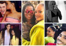 Celebridades Rihanna Aniversário