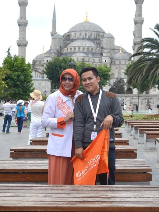 Umroh Plus Istanbul Hermansyah