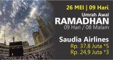 Umroh Ramadhan 2017 Murah