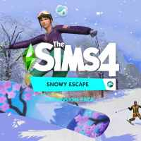 The Sims 4 Snowy Escape Free Download + ALL DLC & UPDATE