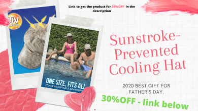 Sunstroke-Prevented Cooling Hat Review, Features ,pros & cons