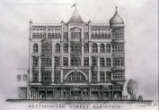 Place Files - Providence Streets: Westminster, Conrad Building c. 1885