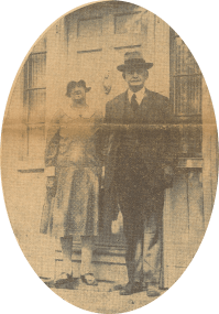 Mr. and Mrs. George B. Parker