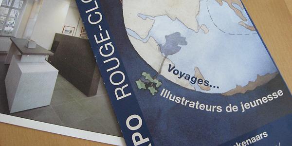 Inspiraatiota ja ajatuksia belgialaisilta kuvittajilta