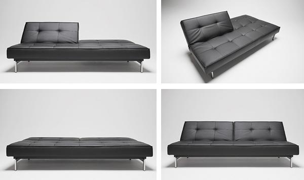 Täydellisen innovatiivinen sohva