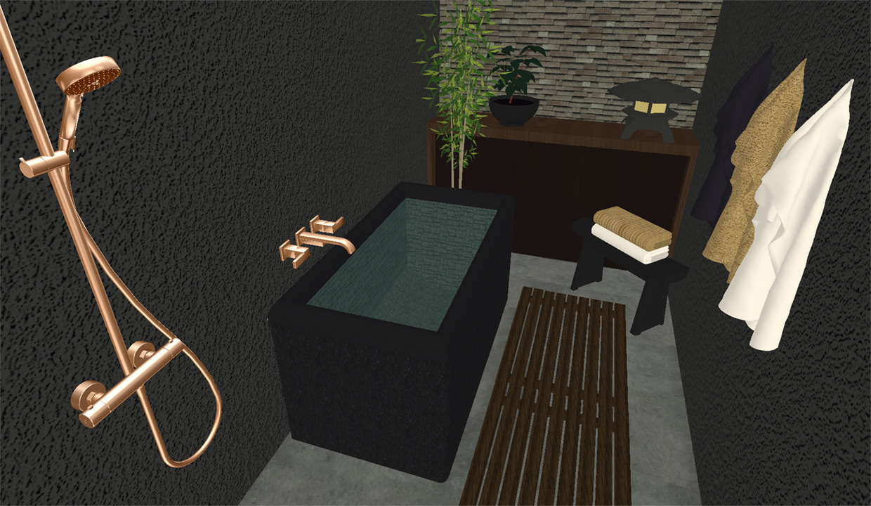 Ei saunaa, vaan oma ofuro