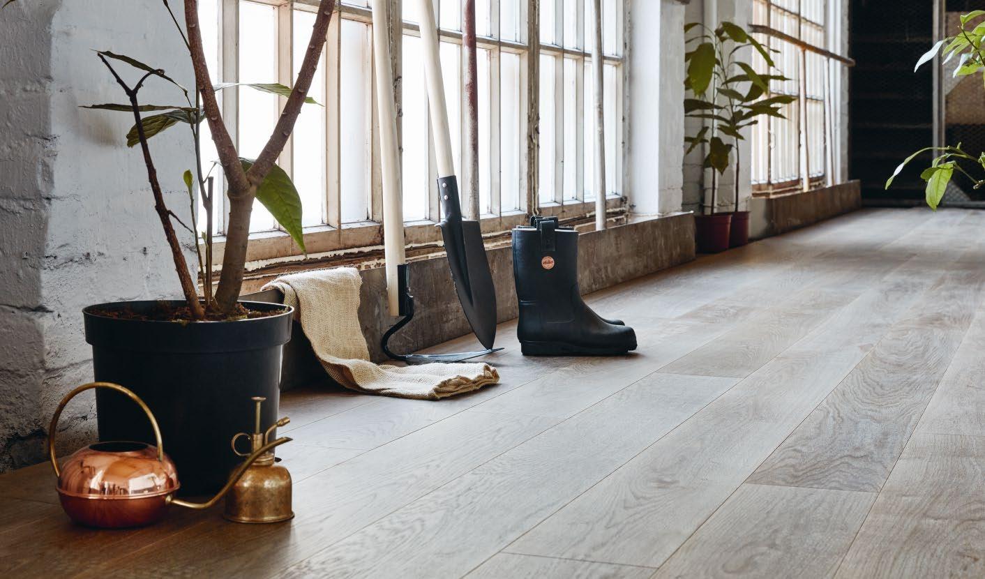 Neljä vinkkiä täydelliseen lattiavalintaan