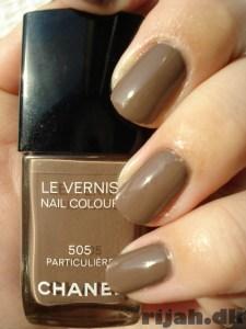 Chanel - 505 Particulière