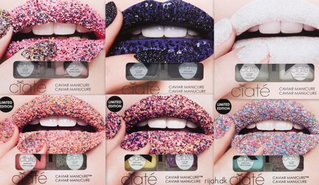 ciate caviar manicure news