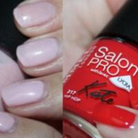 Nye farver fra Rimmel Salon Pro Neglelak