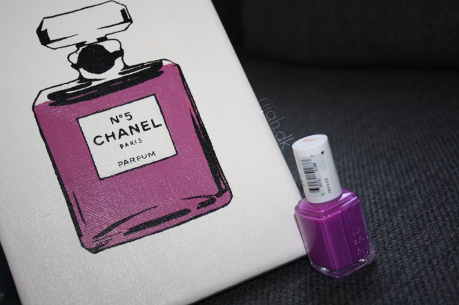 Chanelno5 CustomArtno1