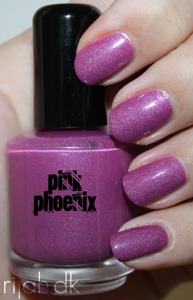 rijaH Pink Phoenix