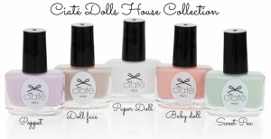 Ciate Dolls House Collection Minis
