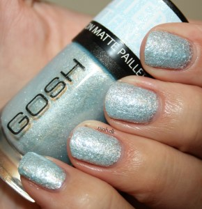 GOSH Frosted SoftBlue