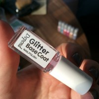 Depend Glitter Base Coat - Peel off