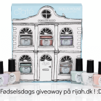 Vind Ciate Dolls House Collection - Fødselsdags giveaway #2