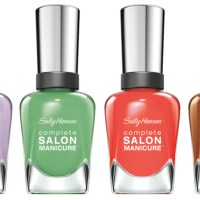 Sally Hansen Complete Salon Manicure Designer Summer 2014 Collection