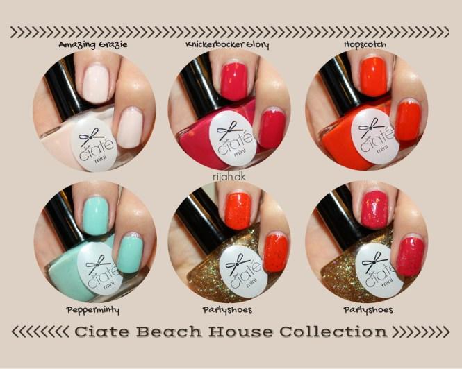 Ciate Beach House Collection