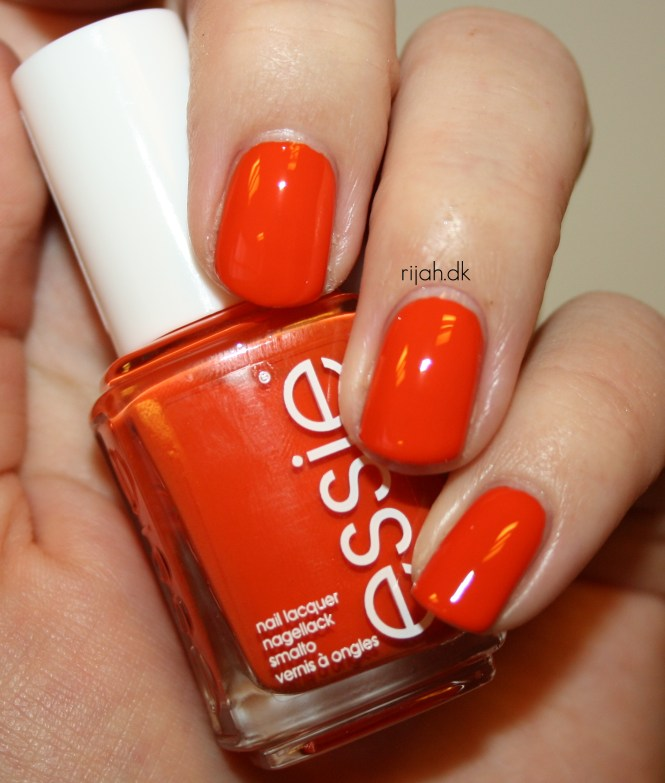 Essie Roarrrrange - Essie Summer Collection 2014