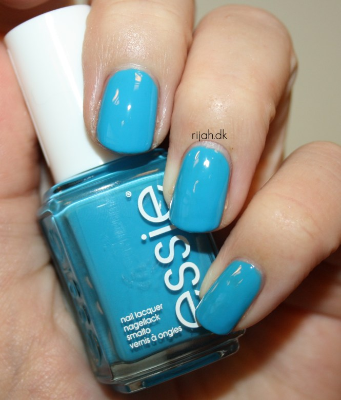 Essie Strut Your Stuff - Essie Summer Collection 2014