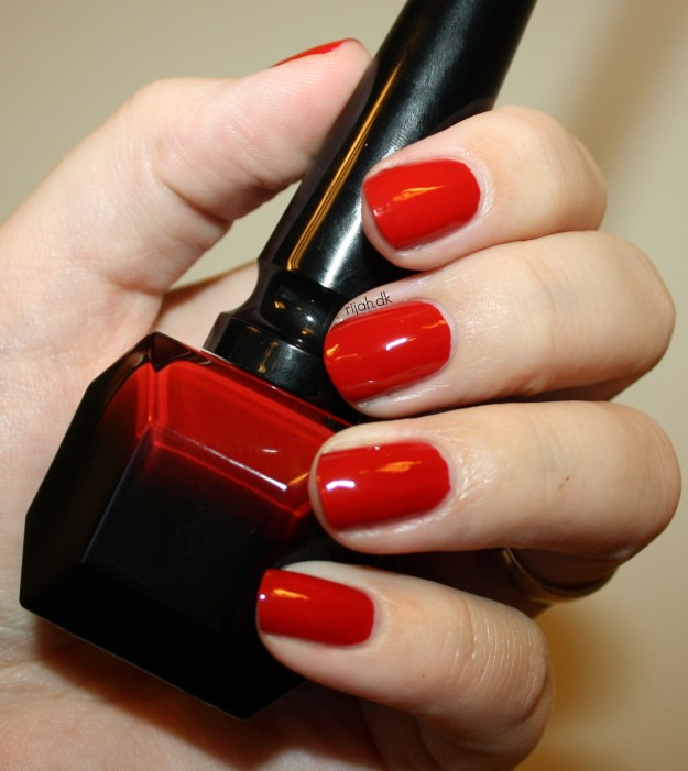 Rouge Louboutin 31DC2014 01: Red Nails
