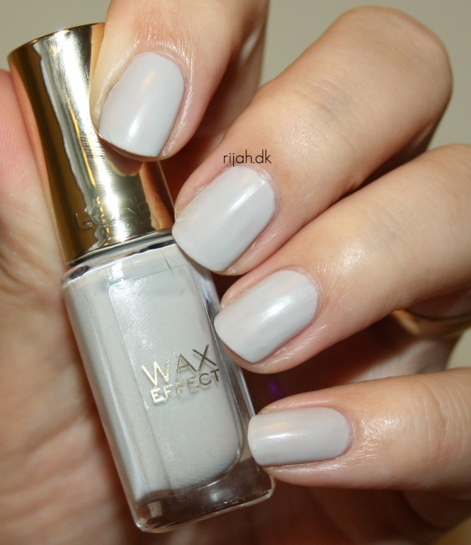 31DC2014 21: Inspired by a color - Grey Loreal Aux Chandelles