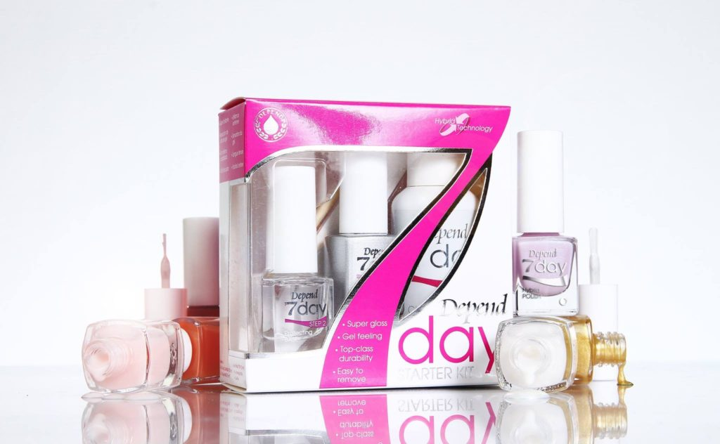 depend 7 day test