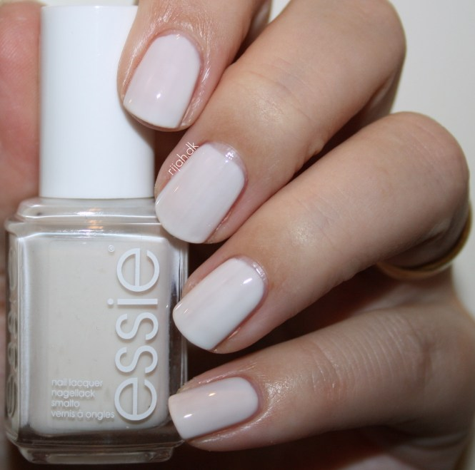 Essie Tuck it in my tux Essie Winter Collection 2014