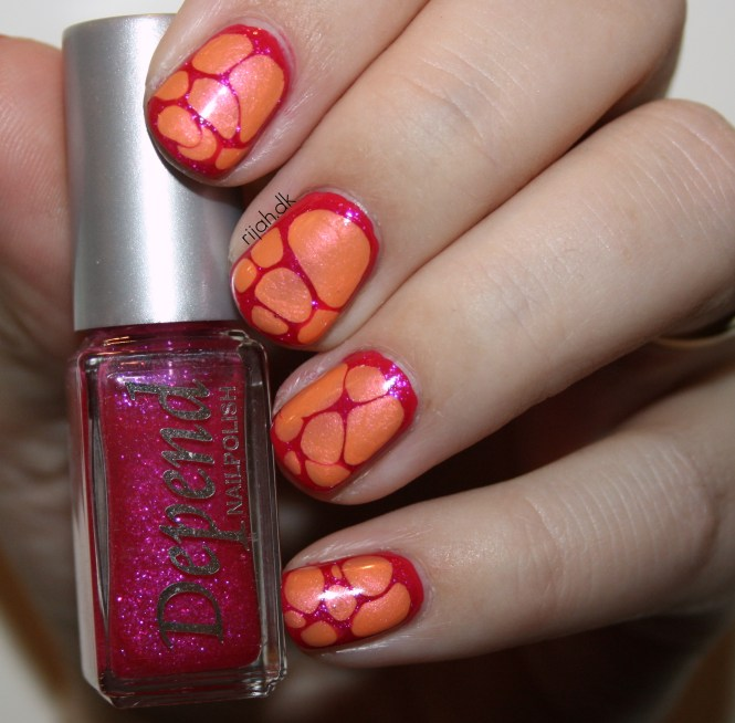 Fancy Friday - Blobbicure