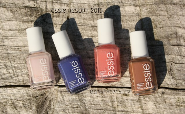 Essie Resort 2015