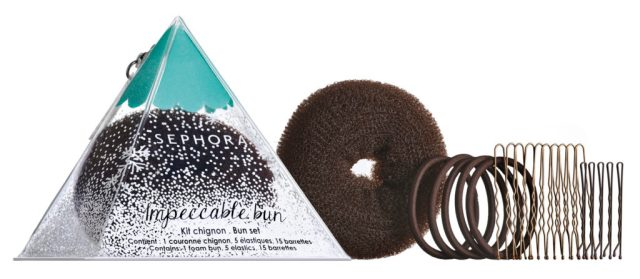 Sephora Impeccable Bun - Bun Set Brunette DKK 100