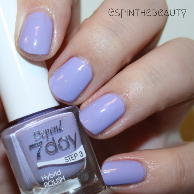 Depend 7080 Spring Sister Depend Spring 2016 7day & O2 swatches