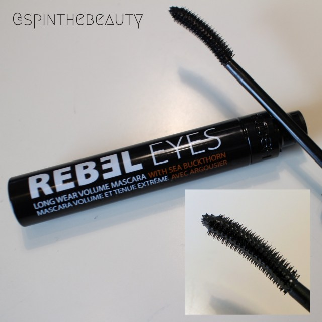 GOSH Rebel Eyes Mascara GOSH Copenhagen SS16