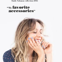 Emily x essie - my favorite accessories