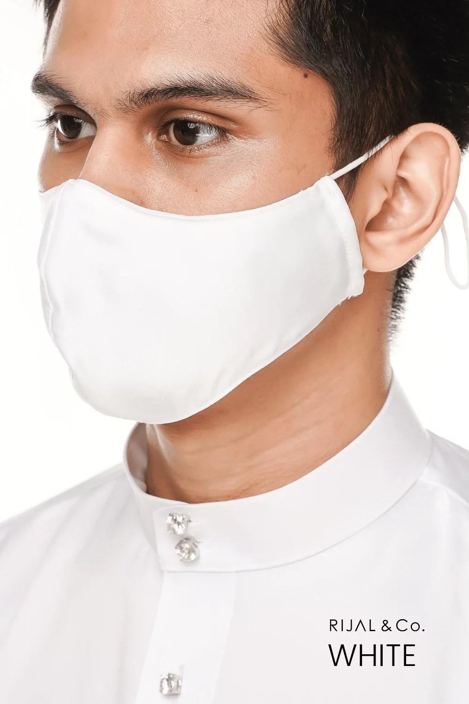 Satin Mask