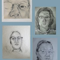 Collection of Self Portraits