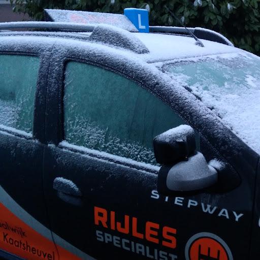 boete rijden bevroren ruiten