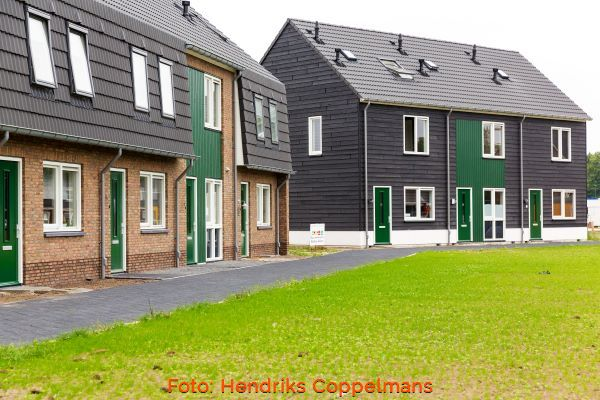 Vraag naar Modulaire woning
