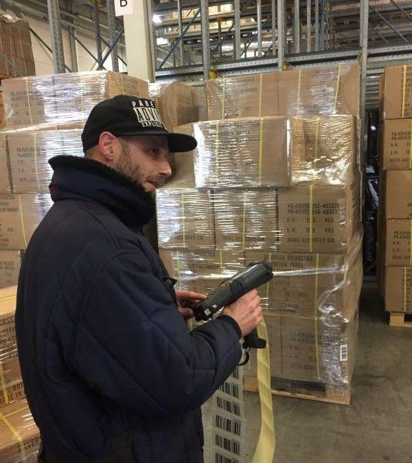 Artikel shared warehousing