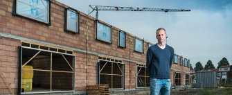 Sterkste Schakel genomineerde: Aannemingsbedrijf Van Kints