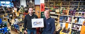 Sterkste Schakel genomineerde: Drankenhandel Leiden