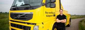 Sterkste Schakel genomineerde: Bergingsbedrijf Roy van Rijswijk