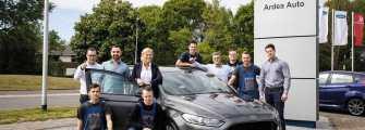 Sterkste Schakel genomineerde: Ardea Auto Noordwijk
