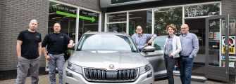 Sterkste Schakel genomineerde: Autobedrijf Toon van Eijk