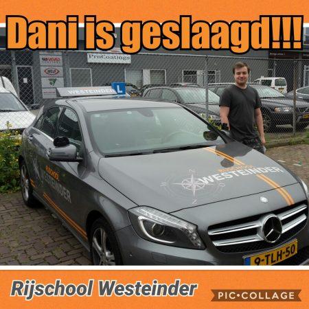 Dani Geslaagd