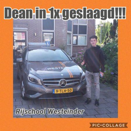 Dean Geslaagd