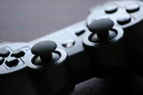 PS3のコントローラー