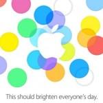 Appleが9月10日の発表会を実施