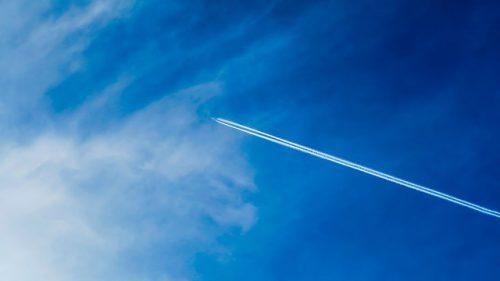 BLOG 飛行機雲