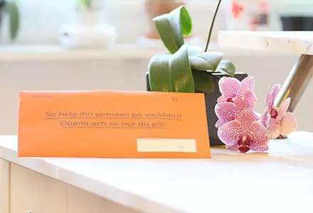 Försättsbild till artikeln: Pensionen kommer inte att räcka till… - Tankar kring det orange kuvertet och att redan idag finns 225 000 fattigpensionärer i Sverige